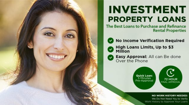 investment property loans in Texas