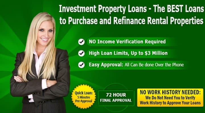 Investment Property Loan